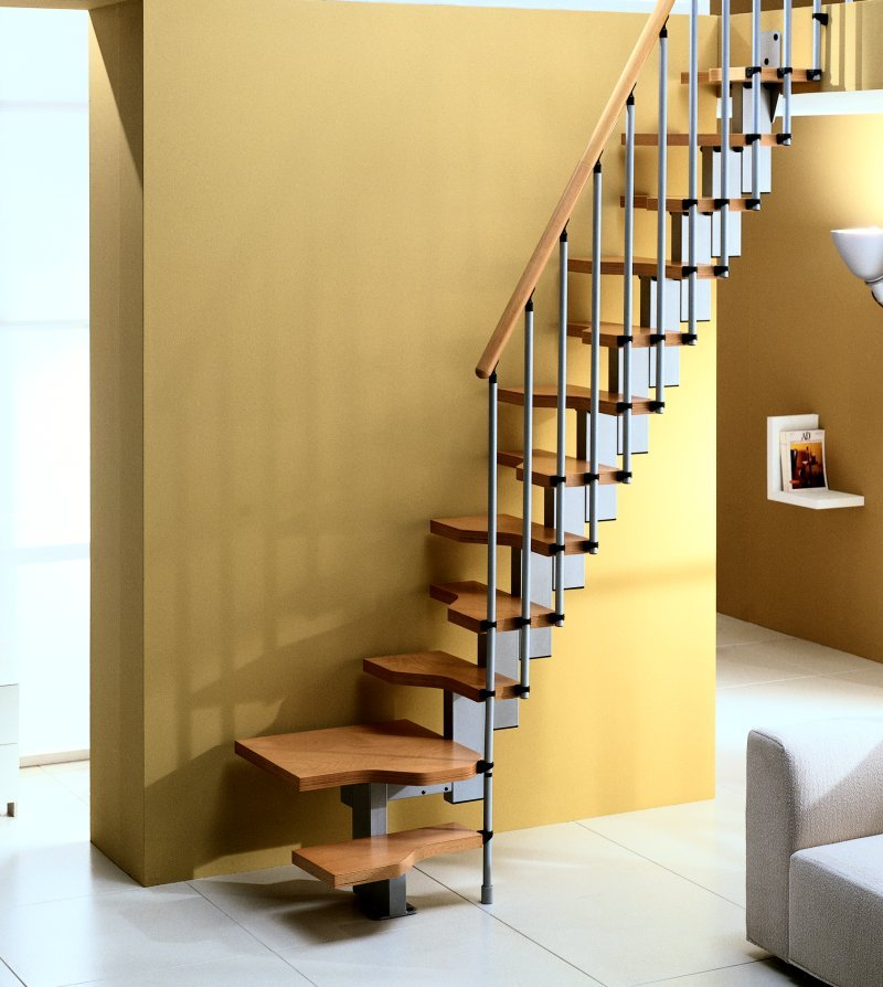 There Are Many Options For Staircase Designs The Attic Consider Four Of Them Simplest To Implement While Reliable In This Blog We Going